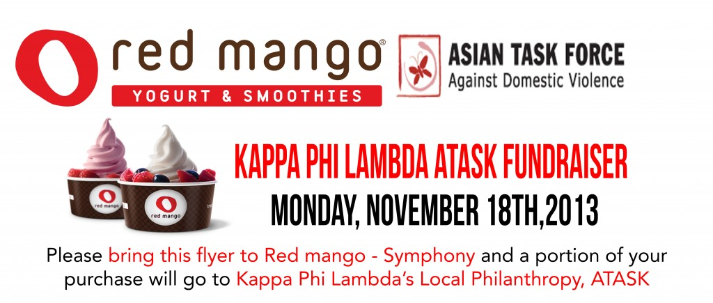 Red Mango ATASK Philanthropy