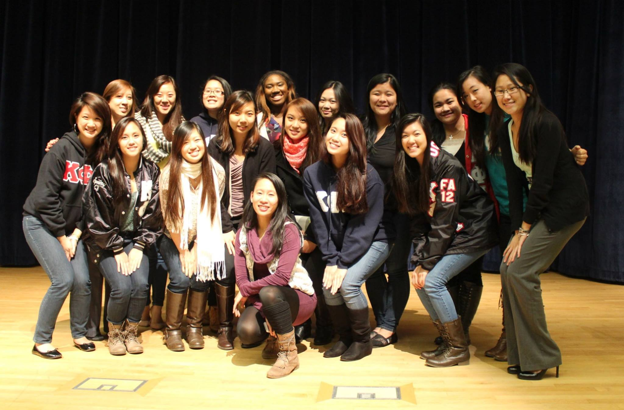 UConn Sisters with Kelly Tsai
