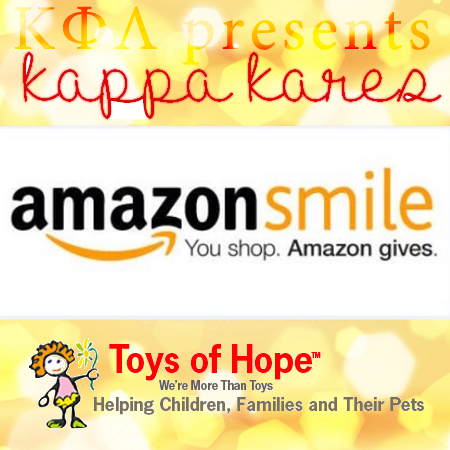 Kappa Kares - Amazon Smile - Toys of Hope